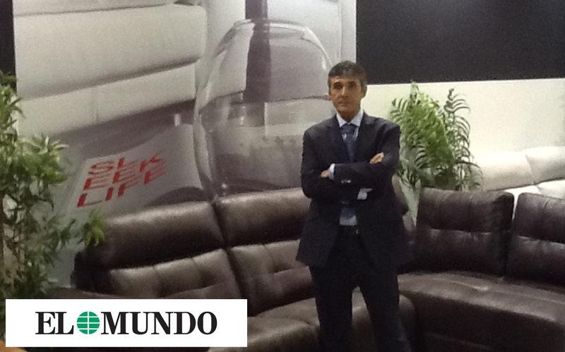 Entrevista en el periódico El Mundo a Jose Manuel Gerena