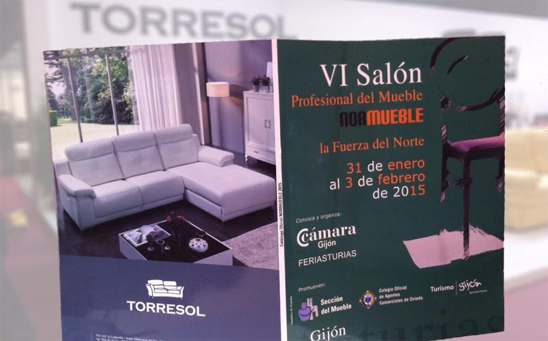 TORRESOL presente en la Feria Gijón 2015
