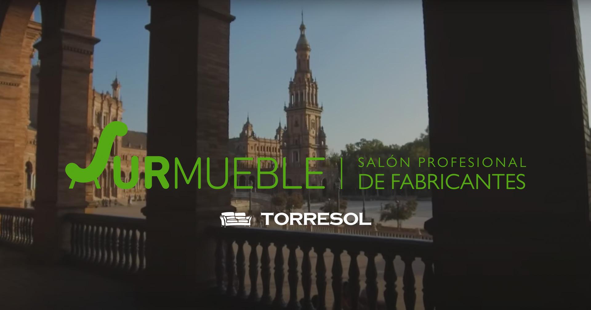 Torresol vuelve a Surmueble del 28 de septiembre al 1 de octubre.